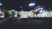 Market @ night