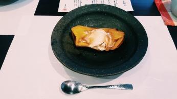 Dessert wide shot