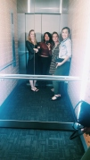 Obligatory elevator selfie